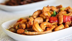 Gai Med Ma Moung (Chicken Cashew Nuts)